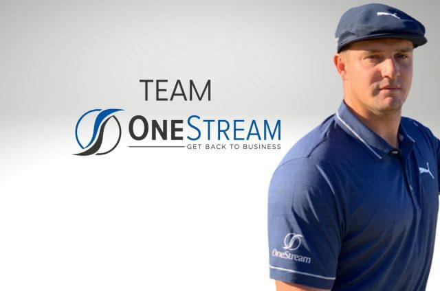 Bryson DeChambeau and OneStream