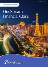 OneStream Financial Close